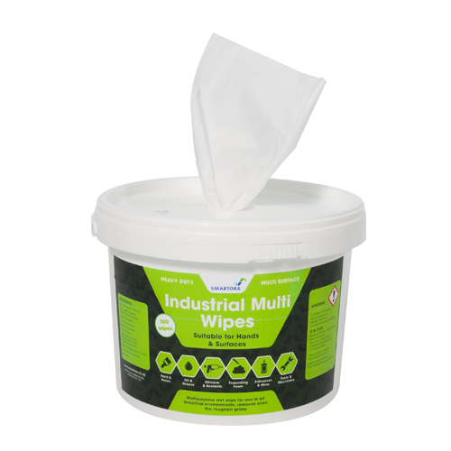 Industrial Multi Wipe Hands & Surfaces Grime