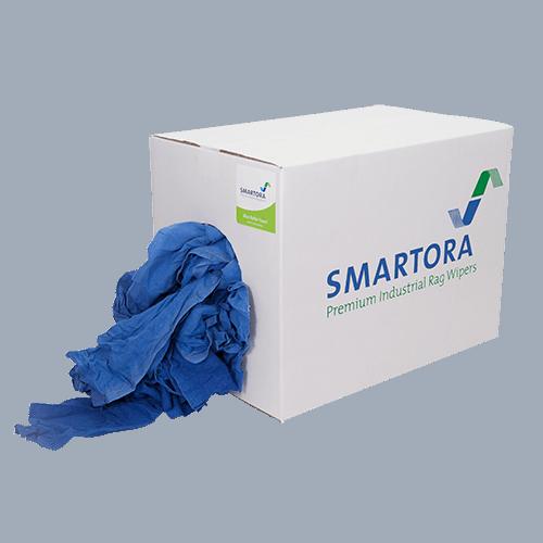Blue Roll Towel Wipers 10kg Box