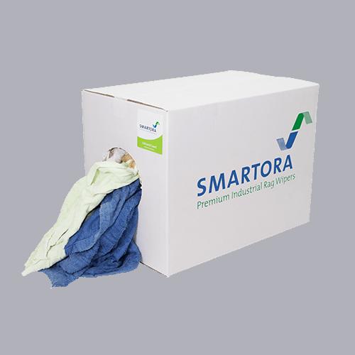 Coloured Towel Rags 10kg Box