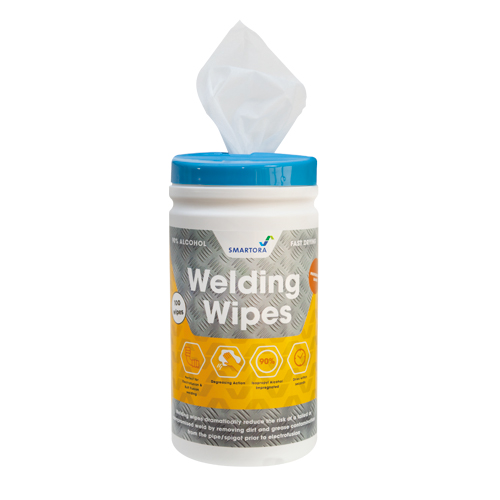 Welding Wipes 90% IPA