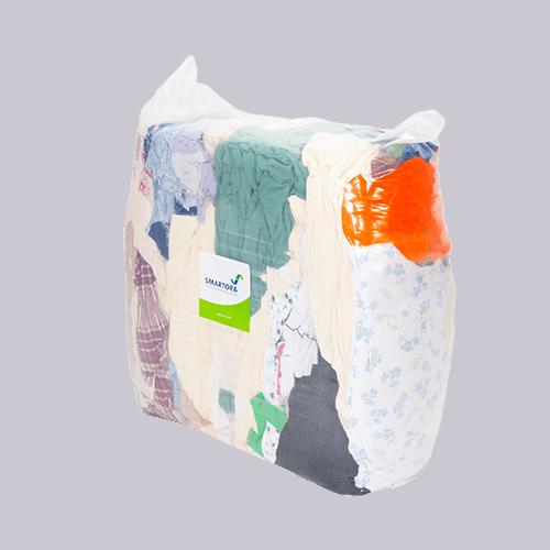 Mixed Engineering Rag Wipers 10kg Bag