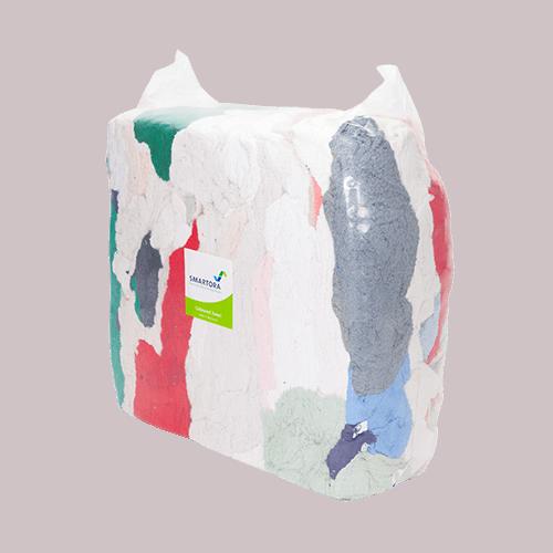 Coloured Towel Rags 10kg Bag