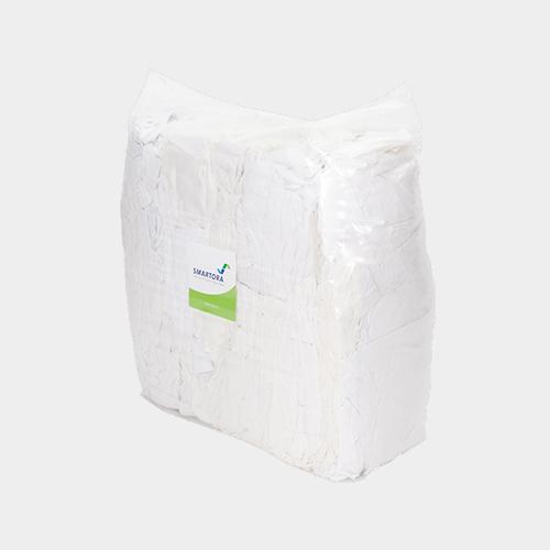 Mixed White Cotton Rags 10kg Bag