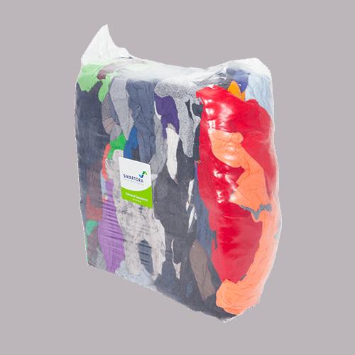 Coloured Sweatshirt Rags 10kg Bag
