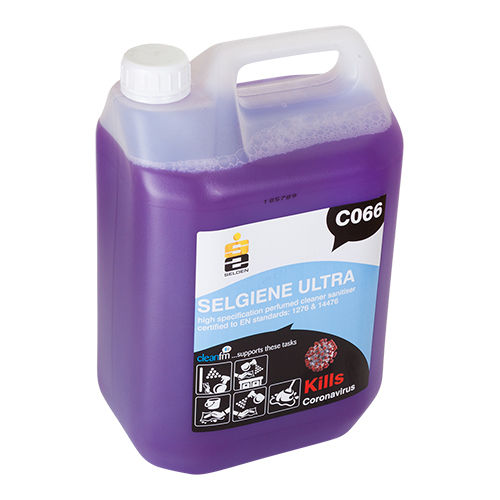 Selgiene Ultra Anti Viral Disinfectant 5L