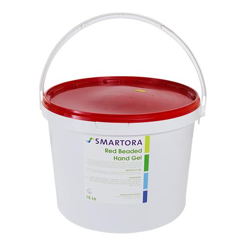 Smartora Red beaded hand gel