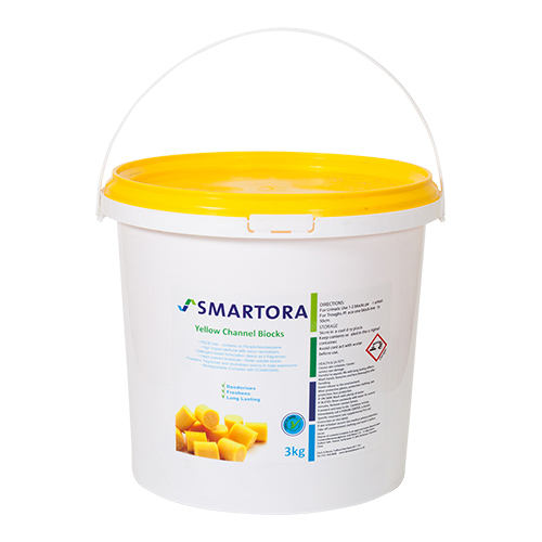 Yellow Channel Blocks 3kg Bucket